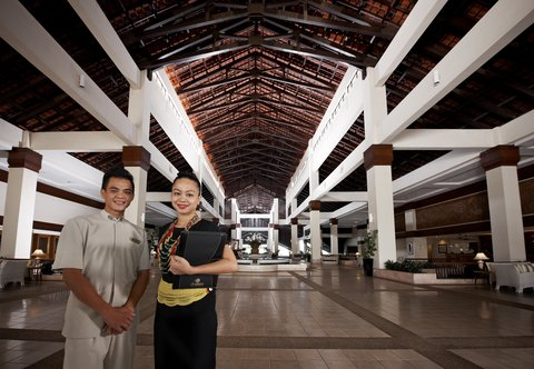 The Magellan Sutera - Lobby at The Magellan Sutera Harbour Resort