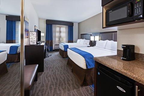 Holiday Inn Express & Suites GLENPOOL-TULSA SOUTH - 2 Queen Standard