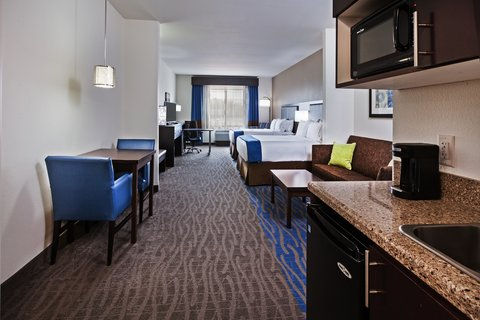 Holiday Inn Express & Suites GLENPOOL-TULSA SOUTH - 2 Queen Suite