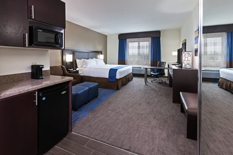 Holiday Inn Express & Suites GLENPOOL-TULSA SOUTH - King Feature