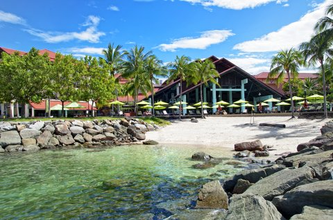 The Magellan Sutera - Beach at The Magellan Sutera Resort