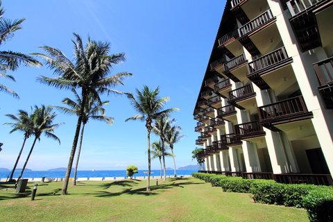 The Magellan Sutera - Exterior at The Magellan Sutera Harbour Resort