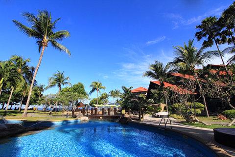 The Magellan Sutera - Swimming Pool at The Magellan Sutera Resort