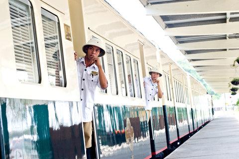 The Magellan Sutera - North Borneo Railway Train Ride