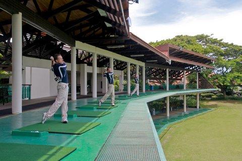 The Magellan Sutera - Golf Riving Range at The Magellan Sutera Resort