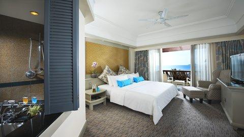 The Magellan Sutera - Deluxe Sea View Room at The Magellan Sutera Resort