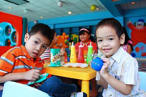 The Magellan Sutera - Kiddies Club at The Magellan Sutera Resort