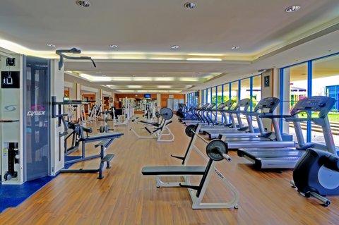 The Magellan Sutera - Fitness Centre at The Magellan Sutera Resort