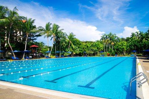 The Magellan Sutera - Olympic Pool at The Magellan Sutera Resort