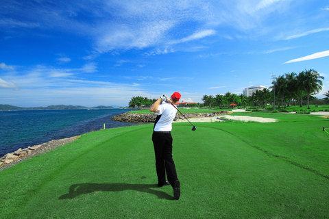 The Magellan Sutera - Golf Club at The Magellan Sutera Resort