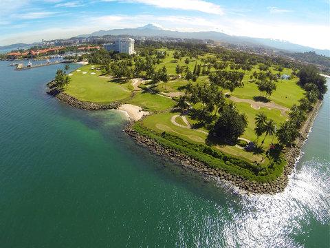 The Magellan Sutera - Golf Country Club at The Magellan Sutera Resort
