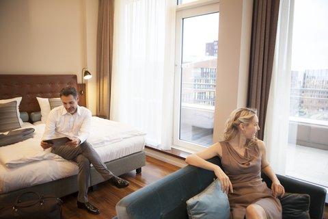 AMERON Hotel Speicherstadt Ham - SMART Junior Suite City View AMERON Speicherstadt