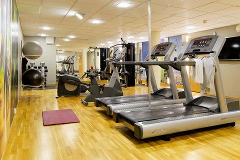 Scandic Järva Krog - Scandic Orebrovast Gym