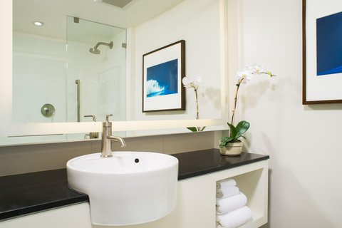 هيلتون فورت لودرديل مارينا - Tower Bathroom