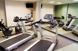 Fitness/ Exercise Room - Holiday Inn Express Hotel & Suites Downtown Greenville