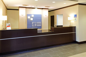 Lobby - Holiday Inn Express Hotel & Suites Downtown Greenville