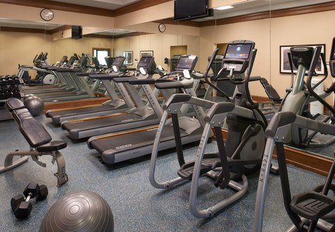 Chicago Marriott at Medical District/UIC - Fitness Center