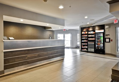 Residence Inn by Marriott Jacksonville Airport - Front Desk