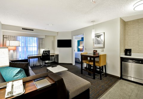 Residence Inn by Marriott Jacksonville Airport - One-Bedroom Suite