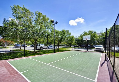 Residence Inn by Marriott Jacksonville Airport - Sport Court