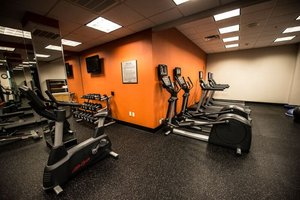 Fitness/ Exercise Room - Holiday Inn Airport Little Rock