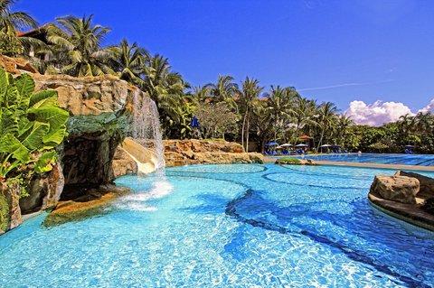 The Magellan Sutera - Swimming Pool at The Magelllan Sutera Resort