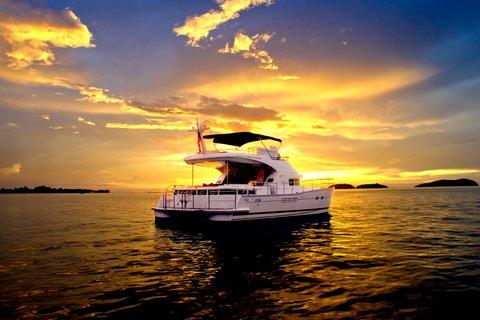 The Magellan Sutera - Puteri Sutera Sunset Cruise