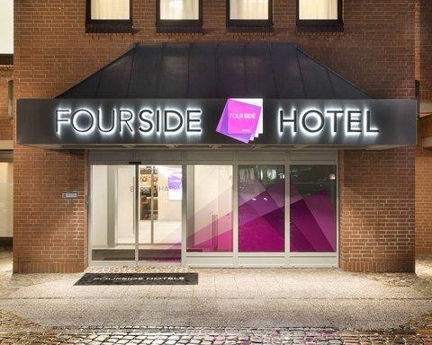 FourSide Hotel Braunschweig - Exterior