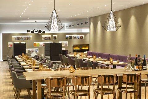 FourSide Hotel Braunschweig - Restaurant