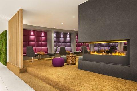 FourSide Hotel Braunschweig - Bar