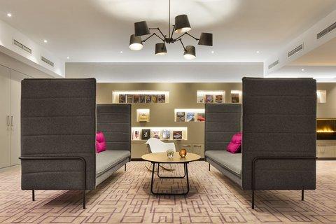 FourSide Hotel Braunschweig - Lobby