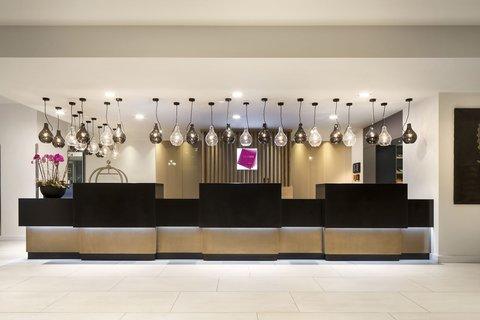 FourSide Hotel Braunschweig - Reception