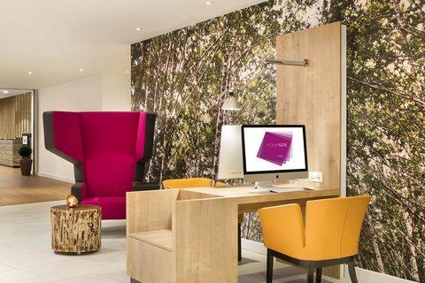 FourSide Hotel Braunschweig - Business Center