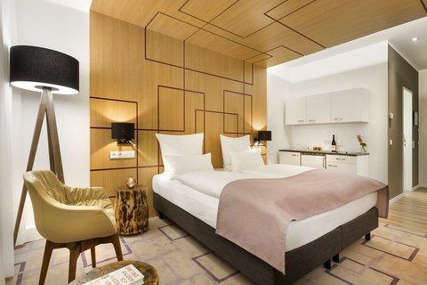 FourSide Hotel Braunschweig - Room1