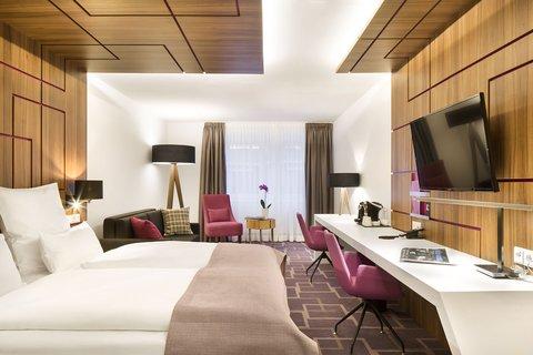 FourSide Hotel Braunschweig - Room5