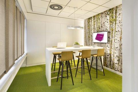 FourSide Hotel Braunschweig - Meetingroom4