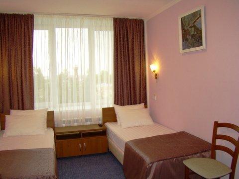Elets-Elets Hotel Lipetsk - Twin