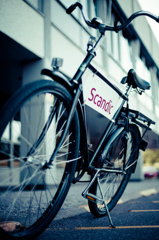 Scandic West - Scandic Linkoping Vast Bicyle Details