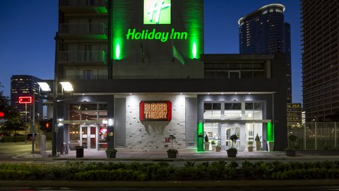 Holiday Inn HOUSTON DOWNTOWN - Exterior Feature