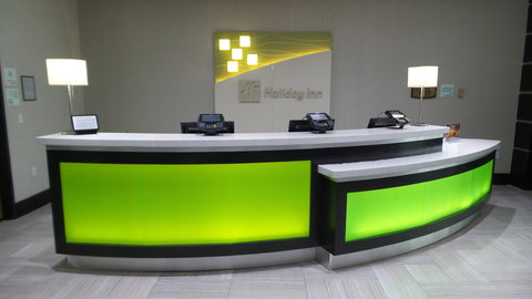 Holiday Inn HOUSTON DOWNTOWN - Front Desk