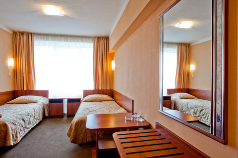 Irkutsk Hotel Irkutsk - Twin 2nd Category