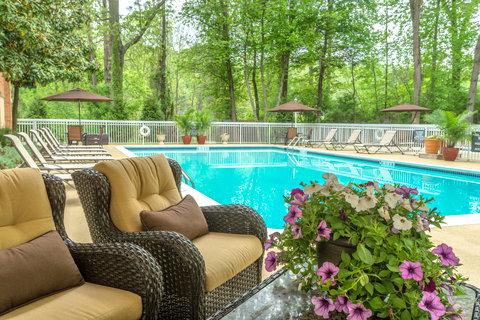 Holiday Inn CHARLOTTESVILLE-MONTICELLO - Swimming Pool