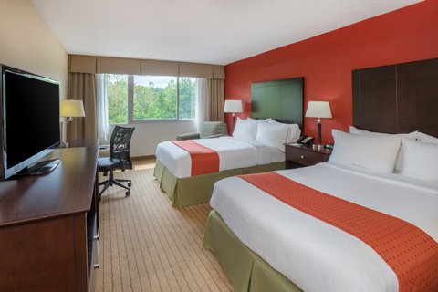 Holiday Inn CHARLOTTESVILLE-MONTICELLO - Double Bed Guest Room