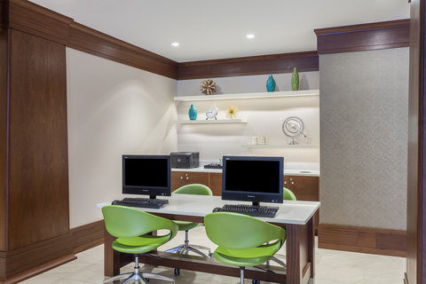 Holiday Inn CHARLOTTESVILLE-MONTICELLO - Business Center