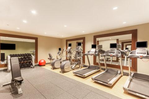 Holiday Inn CHARLOTTESVILLE-MONTICELLO - Fitness Center