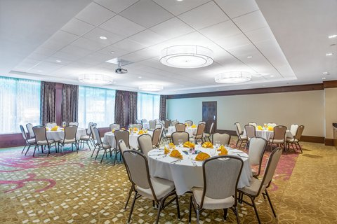 Holiday Inn CHARLOTTESVILLE-MONTICELLO - Banquet Room