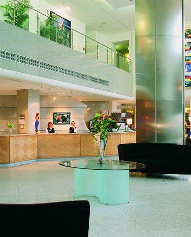 فندق ماريتيم برو آرتي برلين - Reception