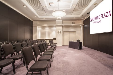 Crowne Plaza HELSINKI - Royal at Crowne Plaza s meeting room 4 caters up to 60 persons