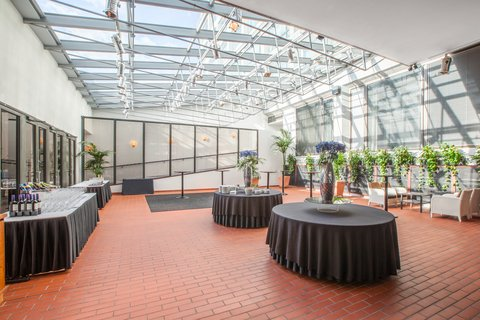 Crowne Plaza HELSINKI - Winter Garden is perfect place to arrange get-together-parties