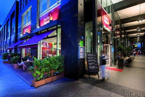 فندق ماريتيم برو آرتي برلين - Restaurant Tapas